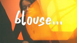 Clairo - Blouse (Lyrics)