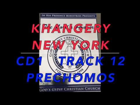 JIMMY MILLER KHANGERY NEW YORK CD 1 TRACK 12 PRECHOMOS