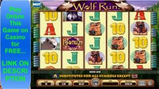 Wolf Run Slot Machine Gameplay Casino Online | IGT SLOT MACHINES PLAYING