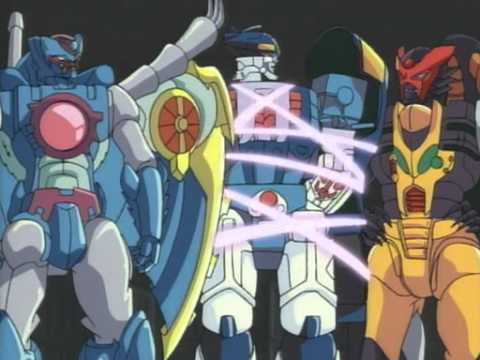 Transformers Robots in Disguise Episode 7: