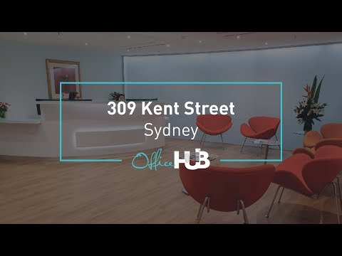 Office Hub Tour - Serviced Offices International, 309 Kent Street, Sydney Australia