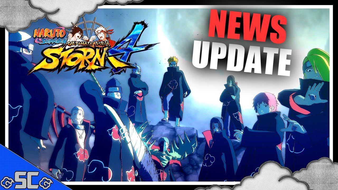 ○news/update - akatsuki's team ultimate!, hokages new moves