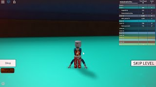 Roblox i got an achievement for dieying in water