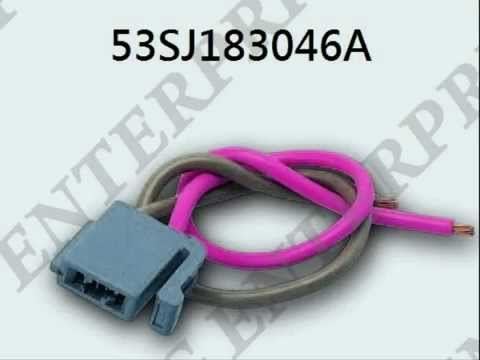 Air Conditioner Clutch Coil Pigtail