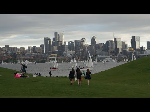 Seattle In 4K (UHD)