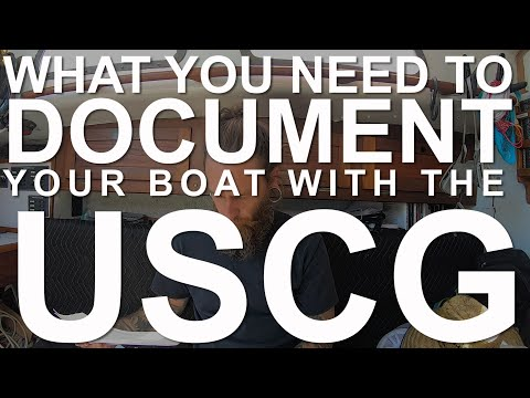 How To Document Your Boat With The United States Coast Guard