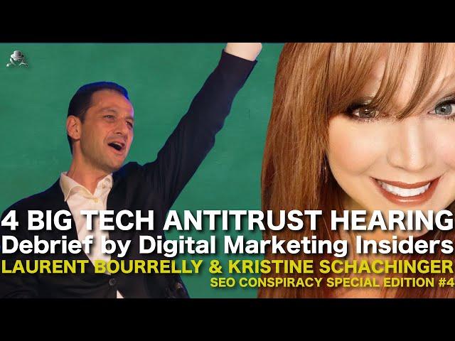 Big Tech AntiTrust Hearing Debrief by Digital Marketing Insiders [ Re Upload ]