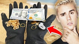 I Found Justin Bieber's Lost Wedding Ring! $10,000+ (Returned to Owner)