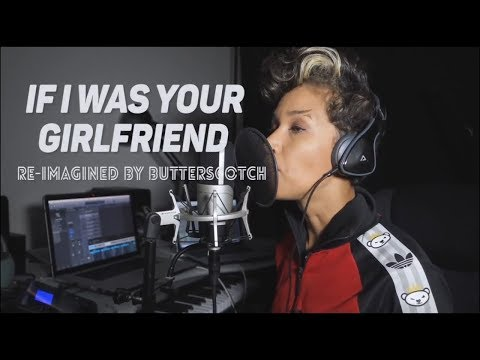 Prince - If I Was Your Girlfriend Cover (by Butterscotch)