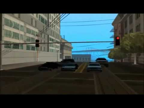 RallyT.eu | Most Wanted 2 - Trailer Film | Remake - GTA San Andreas