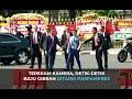 Detik-detik Baju Gibran Rakabuming Ditarik Paspampres Saat Hampiri Jokowi