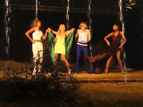 Spice Girls - Let Love Lead The Way Video Making Of (Part 2)