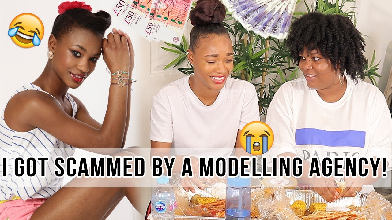 I GOT SCAMMED BY A MODELLING AGENCY | SEAFOOD BOIL MUKBANG ♡ @Tashika Bailey