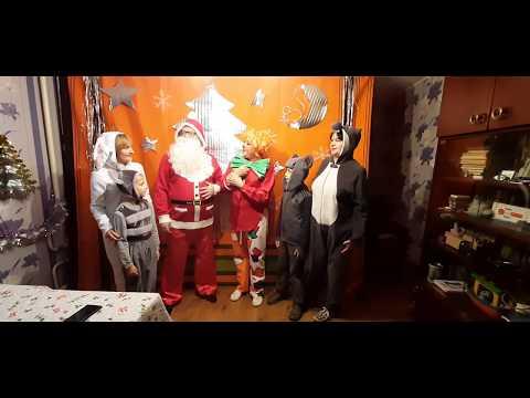 Новогодняя сказка Кот Леопольд и его Бриллиантовая рука Смешное видео Новый год 2020 Вечеринки Юмор