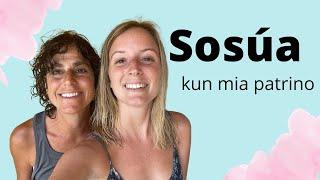 Sosúa Kun Mia Patrino/Sosúa With My Mom
