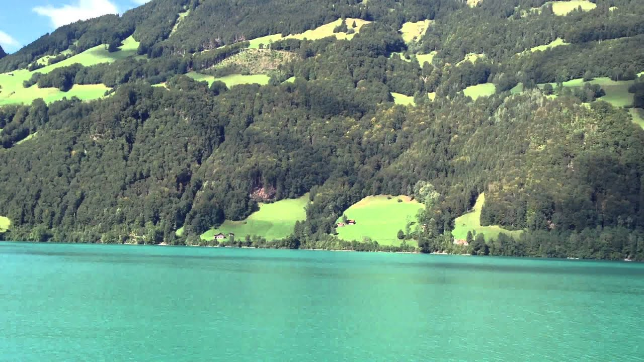 Lake Lungern, Obwalden, Switzerland - YouTube