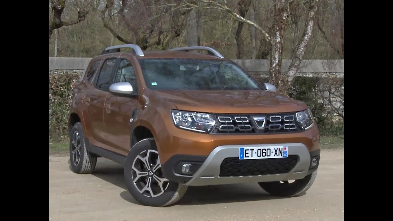 essai dacia duster 1 5 dci 110 prestige 2018 youtube. Black Bedroom Furniture Sets. Home Design Ideas
