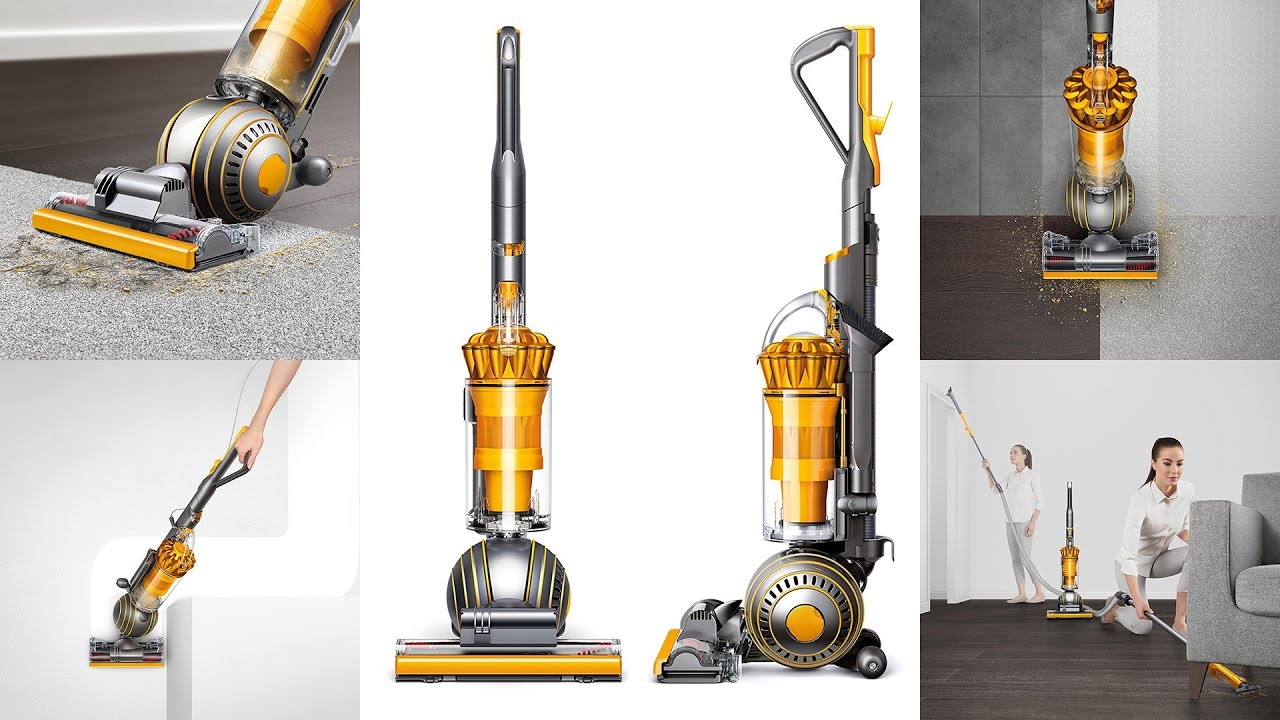dyson ball multi floor 2 upright vacuum the 1 vacuum cleaner youtube. Black Bedroom Furniture Sets. Home Design Ideas