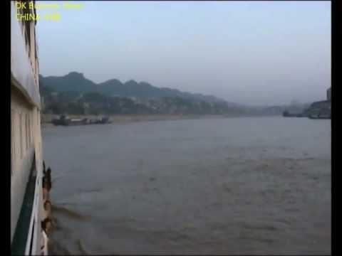 Drei-Schluchten-Kreuzfahrt Three Gorges (Yangtze River) Cruise / Chongqing 重庆-Yichang 宜昌 (1)