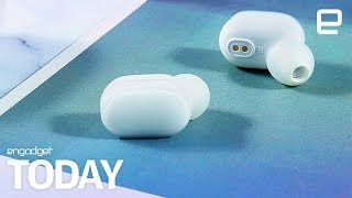 Xiaomi made a pair of sub-$30 true wireless earbuds    Engadget Today