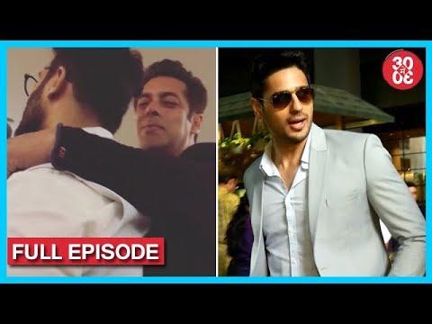 Salman Khan Sings A Song For His Parents | Sidharth Wants Karan Johar's Help To Revive His Career