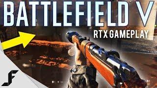 Battlefield 5 RTX Gameplay + Impressions - Insane Graphics!