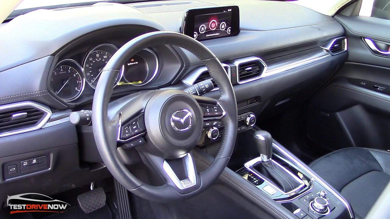 2017 Mazda Cx5 Grand Touring Awd Quick Takes
