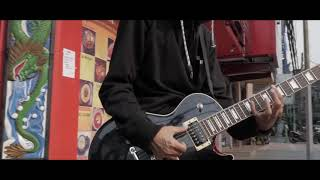 On My Way - Rock Cover - Alan Walker - By Jeje GuitarAddict #PUBGedition