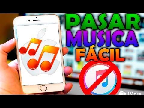 La mejor y mas sencilla forma de pasar música al iphone/ipad/ipod sin iTunes | 2017