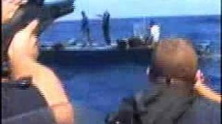 Stopping the Bad Guys Coast Guard Video