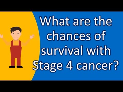What Are The Chances Of Survival With Stage 4 Cancer ? |Find Health Questions | Best Health TIPS
