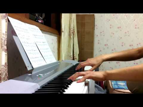 SRW - ASH TO ASH (Piano)
