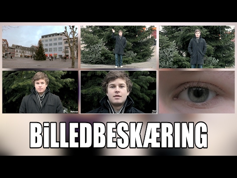 Billedbeskæring Travel Video
