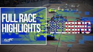 2019 1000 Miles of Sebring - Full race highlights thumbnail