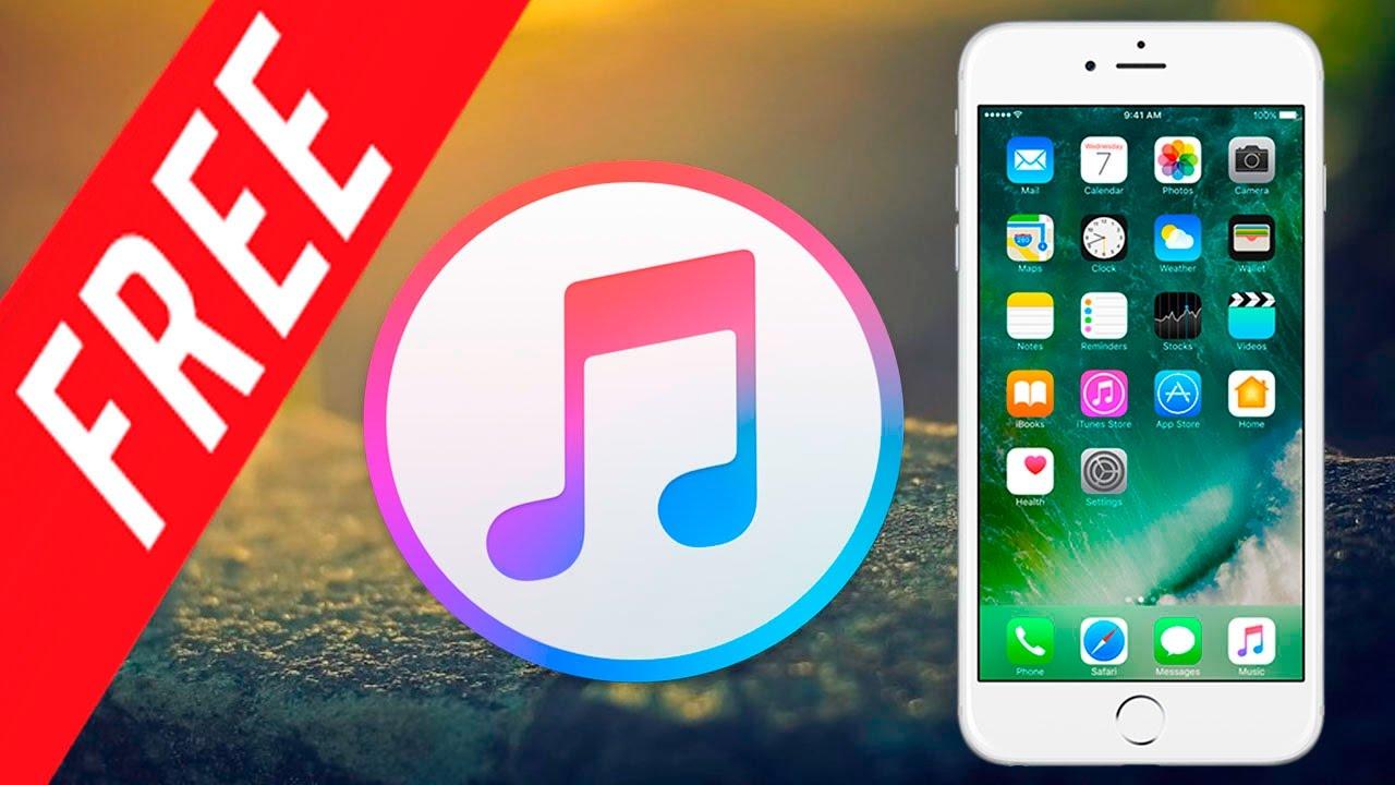 como descargar musica en iphone con itunes gratis