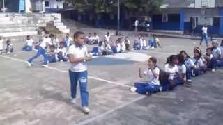 """CLASES DE EDUCACIÓN FÍSICA """"JUEGOS DE EQUIPO CON VARIANTES..."""
