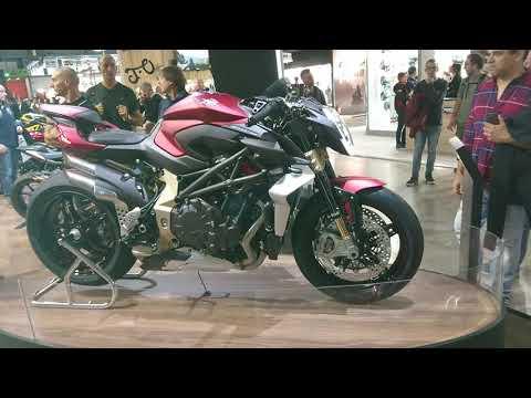 Découverte de la MV Agusta Brutale 1000 Serie Oro