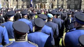 PEACE OFFICER MEMORIAL 2011