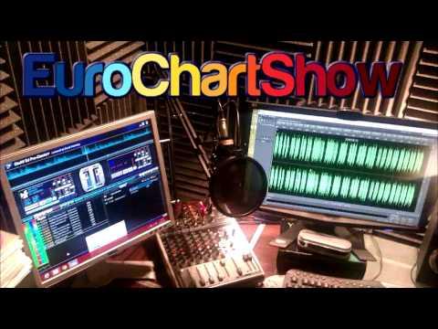 ICRT FM 100 TAIWAN - EURO CHART SHOW AIRCHECK