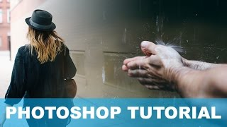 Photoshop Tutorial: Fade two images together in photoshop