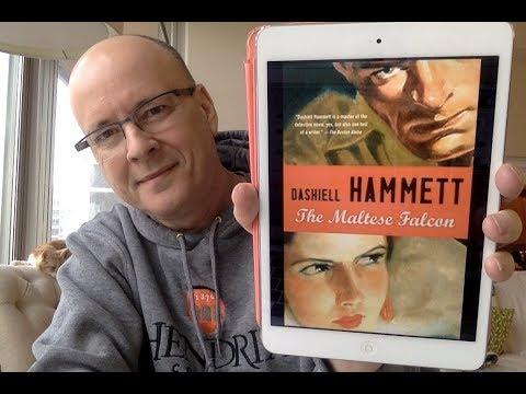 The Maltese Falcon By Dashiell Hammett - Book Chat