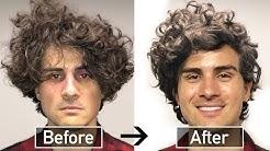 BEST CURLY HAIR TUTORIAL for MEN