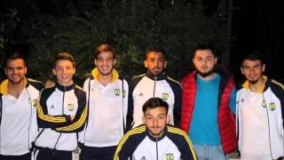 Fatsa Belediyespor'un üniversite Tayfasının Ünİ-fatsa'nın Vedası