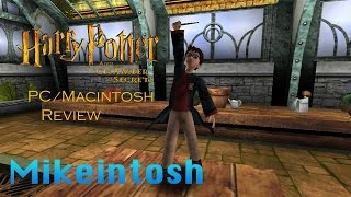 CHAMBER OF AWESOME! - Mikeintosh (Harry Potter and the Chamber of Secrets PC/Mac Review)