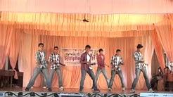 vada vada paiyya dance performance by st peterians...