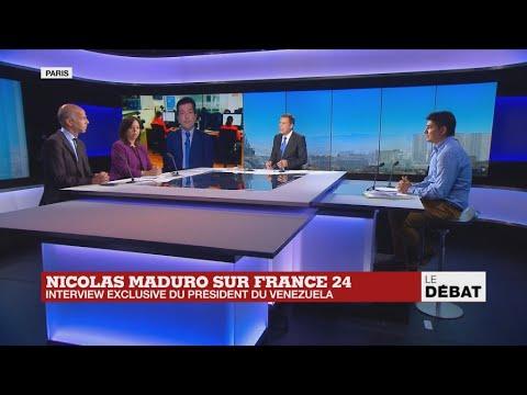 Venezuela: la pression internationale peut-elle faire fléchir Maduro?
