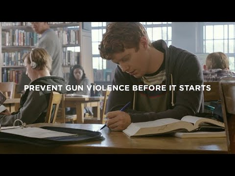 As the school year winds down, one student finds himself starting an unexpected relationship. This PSA was released a year ago by the Sandy Hook Promise.