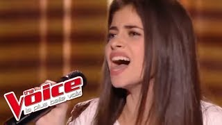 Jessie J - Mama Knows Best | Lisa Mistretta | The Voice France 2017 | Blind Audition