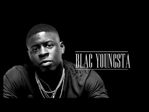 blac youngsta left slowed down