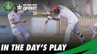 In The Day's Play | Sindh vs Northern | DAY 01 |  QeA Trophy 2020-21 | PCB | MC2T